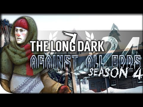 Midnight Walk to the Dam | The Long Dark — Against All Odds 24 | Wintermute on Stalker [Season 4]