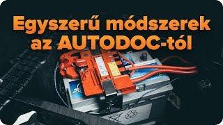 BMW 1-es sorozat Lengőkar cseréje - karbantartási tippek