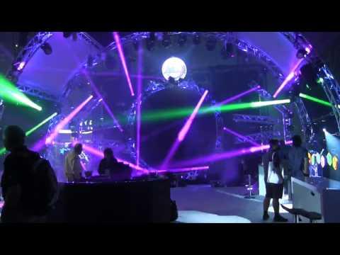 ADJ Products Saber Spot RGBW LED Lighting
