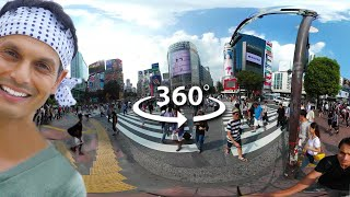 Why did I come to Japan and make this show? ★ ONLY in JAPAN Q&A and Tokyo Tour in 360