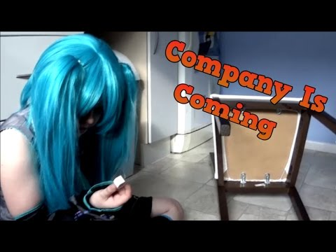 Company Is Coming Ft Hatsune Miku