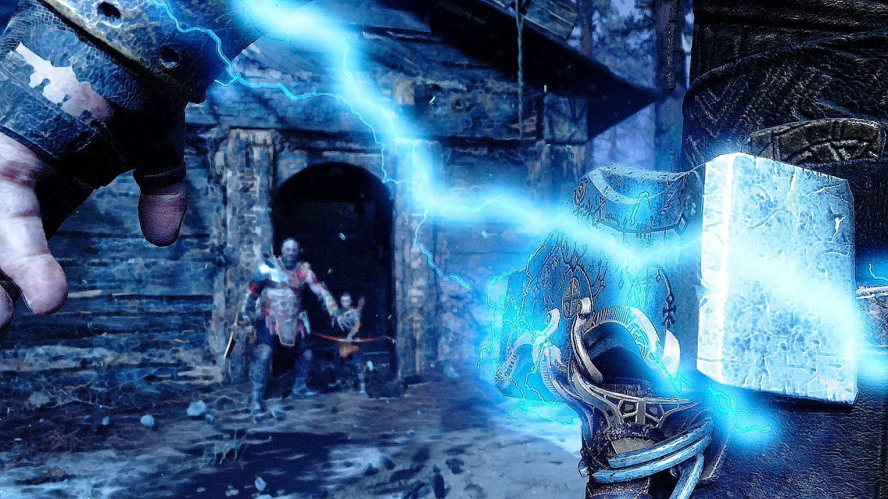 God Of War Ascension Gameplay