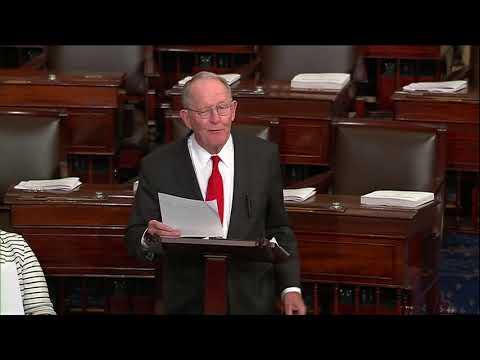 9-18-2018 Sen. Alexander on Senate Passage of the Music Modernization Act