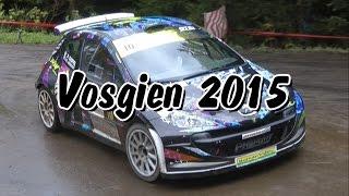Vid�o Rallye Vosgien 2015