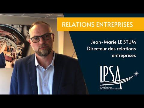 Direction des relations entreprises à l'IPSA