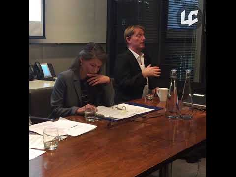 Herbert Smith Freehills director of knowledge and learning Simon Rhodes on the future of law