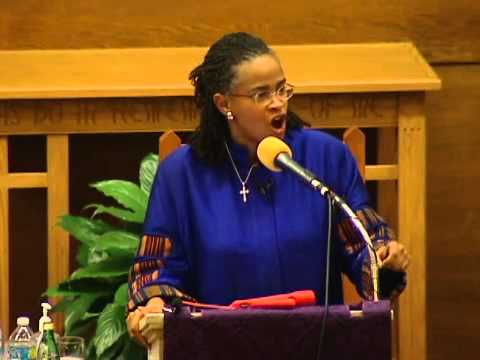The Rev. Dr. Leslie D. Callahan - Preaching with Power 2015