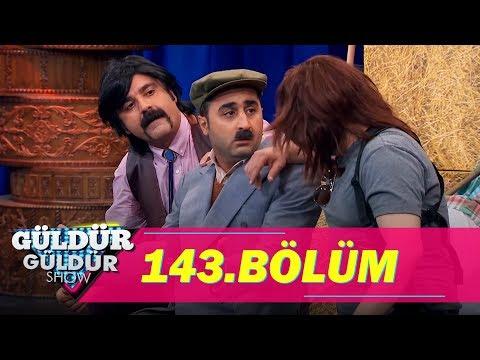 Güldür Güldür Show 143. Bölüm Full HD Tek Parça (14 Nisan 2017)