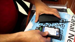 "How to open / dissasemble LACIE PORSCHE MOBILE DRIVE P 9220 1TB 2.5"" DRIVE"