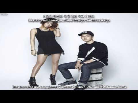 Soyou (소유) & Mad Clown (매드 크라운) - 착해 빠졌어 (Stupid In Love) [Sub español + Han + Rom] + MP3 Download