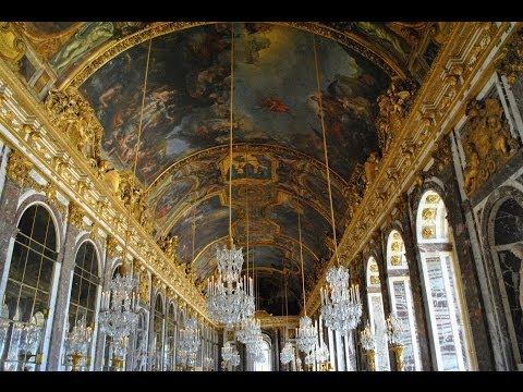 Une journée à Versailles - A day in Versailles