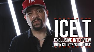 Ice-T on Body Count's 'Bloodlust,' Tension of Trump Presidency + More