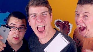 iPhone 6 Gerüchte Bingo! (feat. Valentin Möller & iReview) - felixba