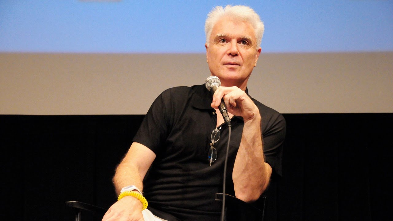 David Byrne Q&A   The Concert Narrative