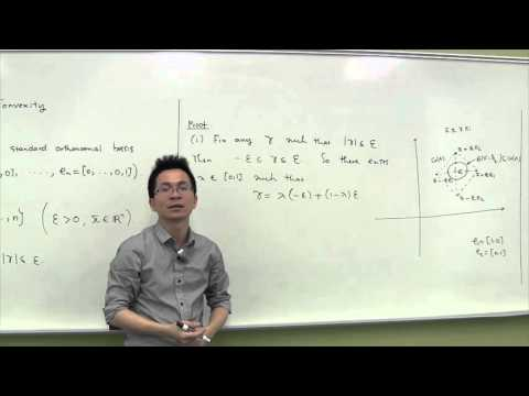 3.1 Continuity of Convex Functions - Pt 2