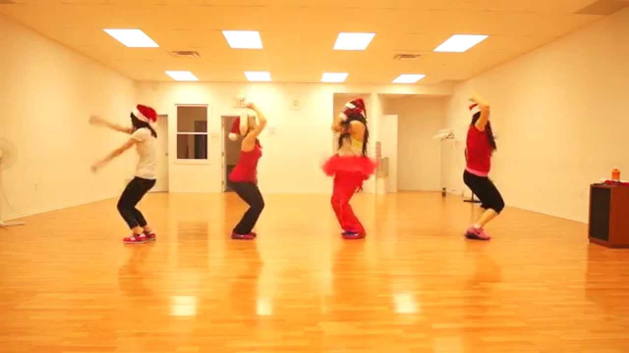 Zumba - Rockin' Around the Christmas Tree covered by WinnipegZumba ...