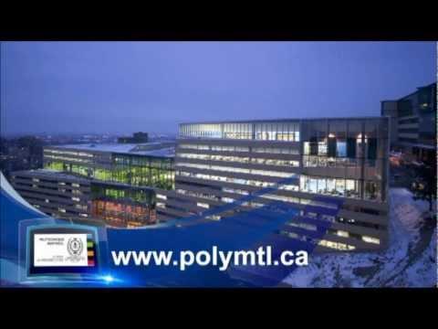 Présentation des programmes de génie au baccalauréat à Polytechnique Montréal