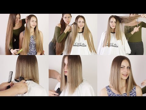 Long Bob Haircut Tutorial