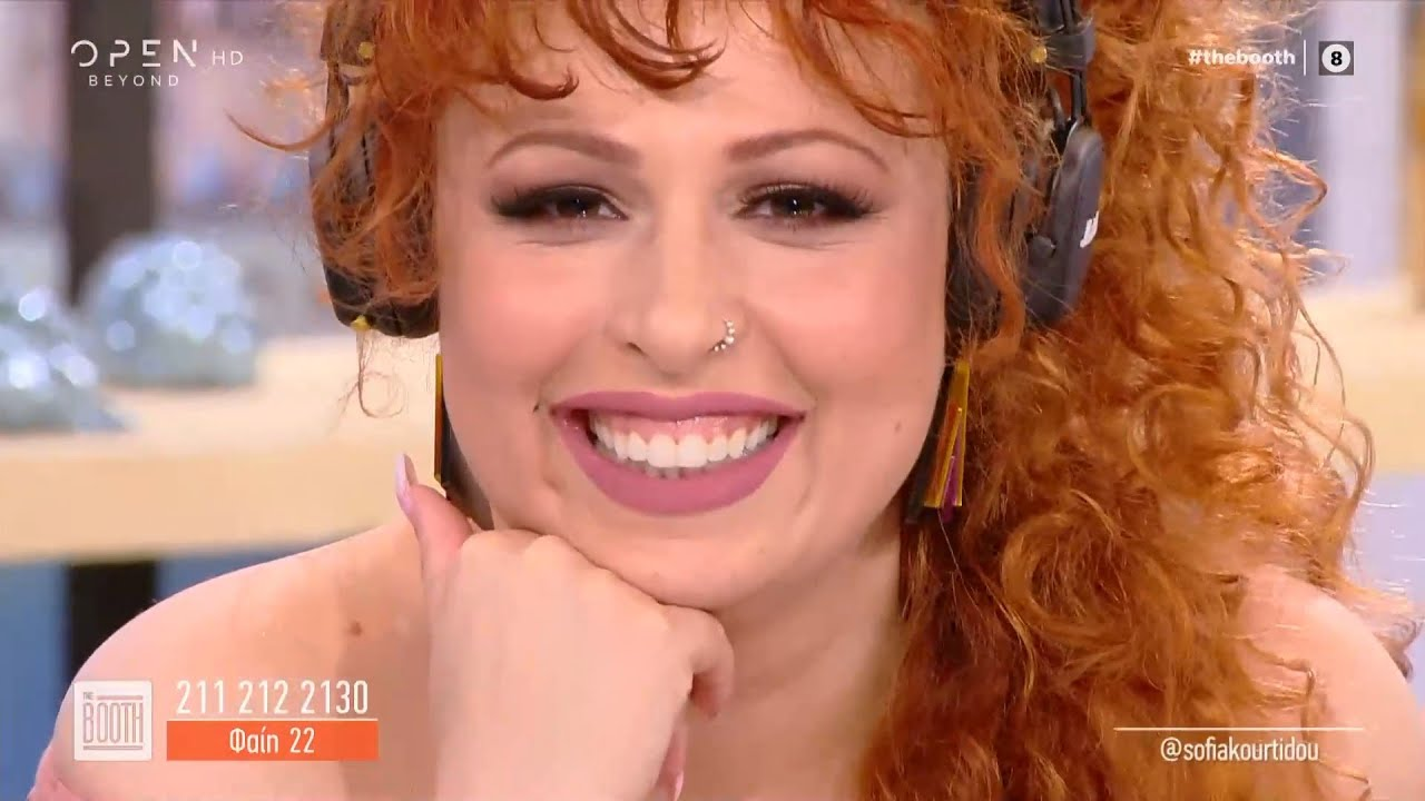 Download Το αγόρι της Φαίης της μιλάει στα αρχαία ελληνικά - The booth 03/08/2020 | OPEN TV
