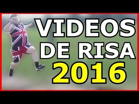 VIDEOS GRACIOSOS 2016 Super caidas chistosas comedia golpes - videos de risa