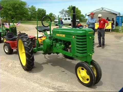 Tractor Tales: John Deere H  YouTube