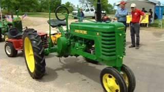 Tractor Tales: John Deere H