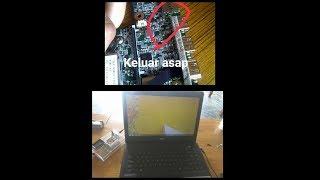 MBR 12A Cara Memperbaiki Laptop mati total (matot) short /korslet dengan mbr Alat pendeteksi short