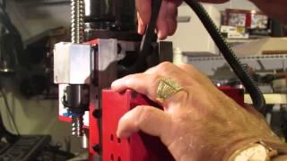 x2 mini mill cnc conversion part 4 z axis installation