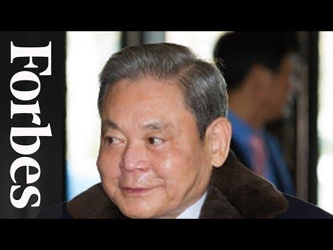 South Korea Rich List 2018: Who Is Korea's Richest Man?