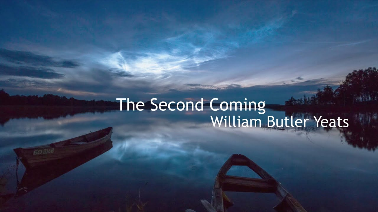 an analysis of yeats the second coming Critical analysis on yeats's the second coming lydia morales ripalda i did not think i could live without religion wb yeats in yeats's views, art would be of little value if it did not represent an order greater that itself.