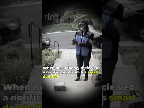 Surveillance footage allegedly shows FedEx driver stealing ...