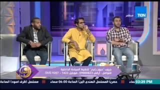 عسل أبيض - أحمد شهاب عن إقناعة للشباب الأجانب لزيارة مصر