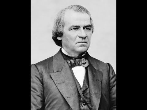 The Impeachment of President Andrew Johnson (part 1/2)