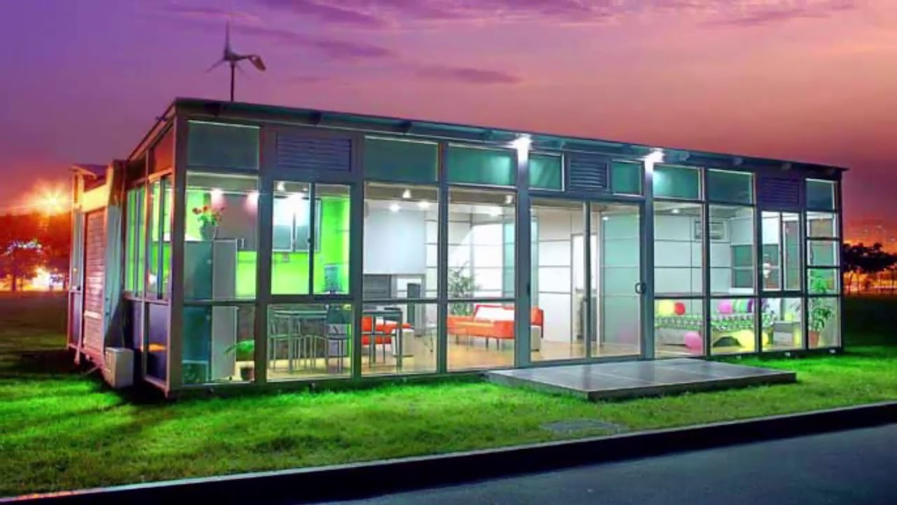 10 Breathtaking Shipping Container Homes design ideas