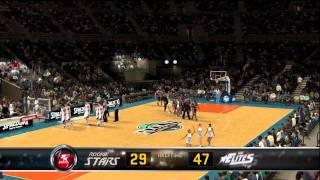 NBA 2k12 My Player Ep.2 - Rookie Showcase