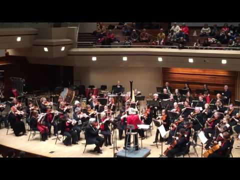 2016 LIVE Carol of the Bells Christmas Symphony Orchestra Concert Chicago