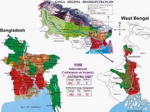 Dr. Dipankar Chakraborti: Future Arsenic Danger in Ganga-Meghna-Brahmaputra Plain (data upto 2005)