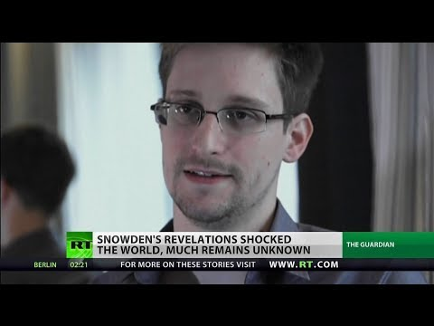 Snowden: Five years later