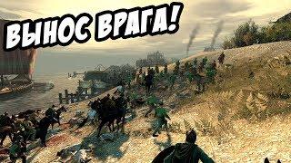 Враг дрогнул, увидев Славянские резервы! - Total War: Attila №4