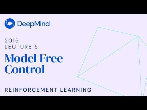 RL Course by David Silver - Lecture 5: Model Free Control