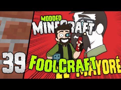 Minecraft: FOOLCRAFT | A NEW ERA IS HERE, DIORITE-FREE! | #39 | Modded Minecraft