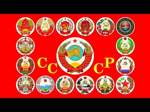 One Hour of Music - Republics of the Soviet Union