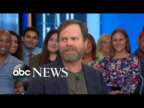 Rainn Wilson reveals who he would kill off on a reboot of 'The Office'
