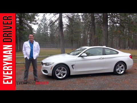 Review 2014 BMW 428i xDrive Coupe on Everyman Driver  YouTube
