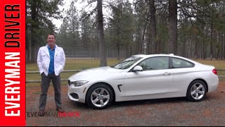 2014 BMW 428i xDrive Coupe DETAILED Review on Everyman Driver