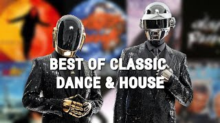 Best of Classic Dance & House 80s, 90s & 2000s (Eiffel, ATB, Modjo, Daft Punk, Haddaway, Corona...) - best songs 90's and 2000's
