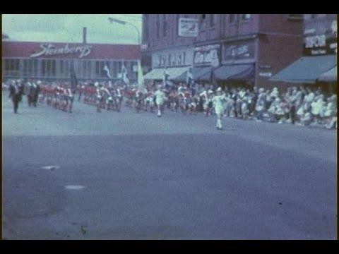 Parade à Sherbrooke années 70