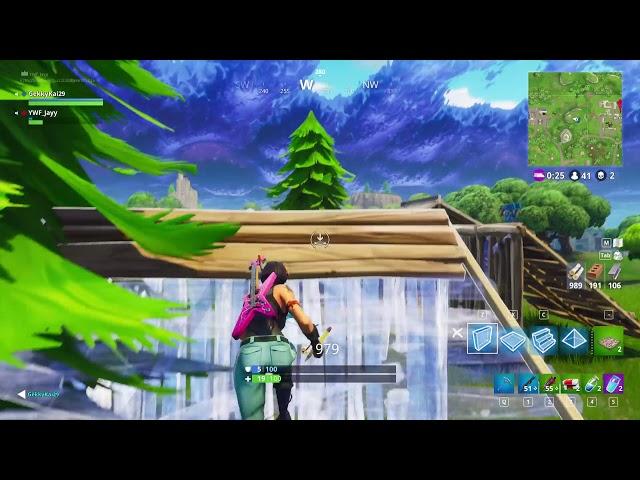 Shotguns Only! | Fortnite Duos (Full Match)