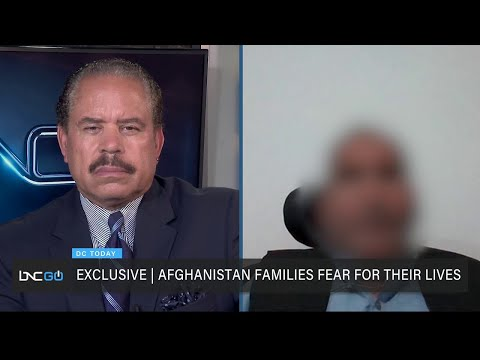 Afghanistan Family Fears for Life Against Taliban, Stuck in Country