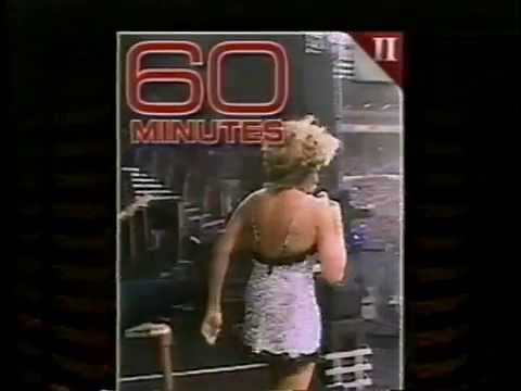 September 2000 - Promos for Tina Turner on '60 Minutes II' & 'The Client'